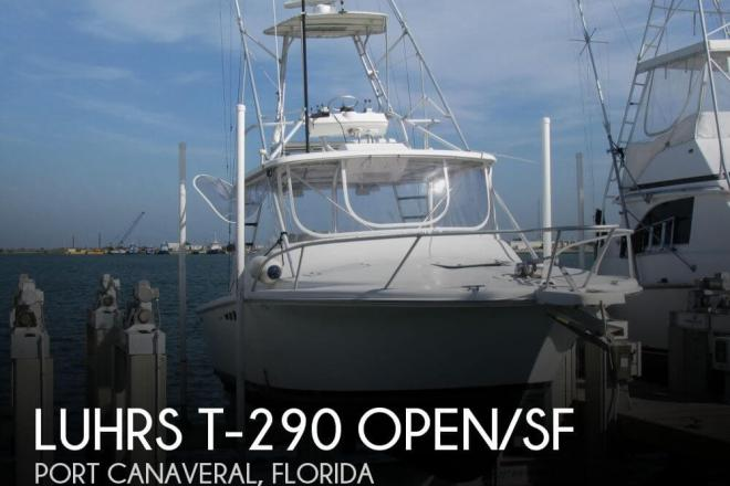 1993 Luhrs T-290 Open/SF - For Sale at Port Canaveral, FL 32920 - ID 31751