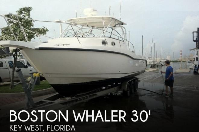 2005 Boston Whaler 305 Conquest - For Sale at Key West, FL 33040 - ID 71936