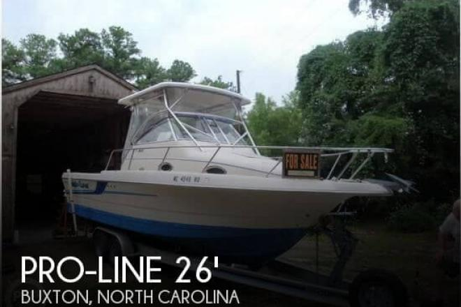 1998 Pro Line 2610 Walkaround - For Sale at Buxton, NC 27920 - ID 81982