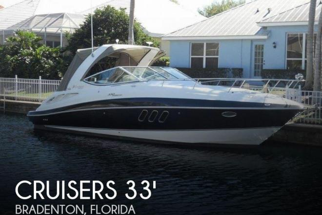 2009 Cruisers 330 Express - For Sale at Bradenton, FL 34282 - ID 74253