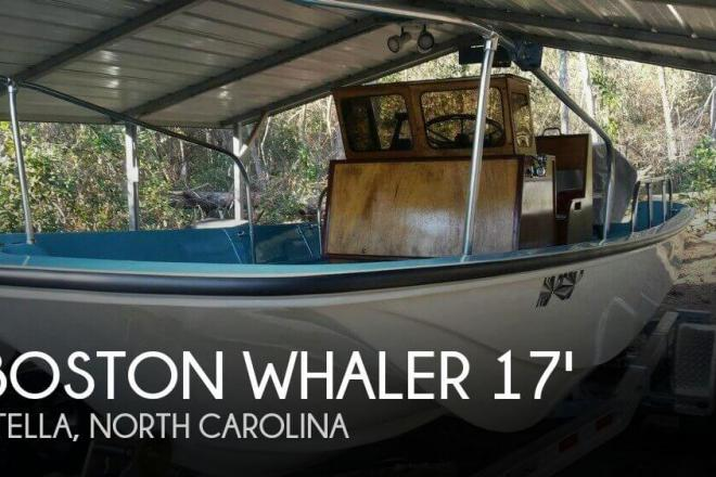 1970 Boston Whaler Nauset 17 - For Sale at Stella, NC 28582 - ID 111276