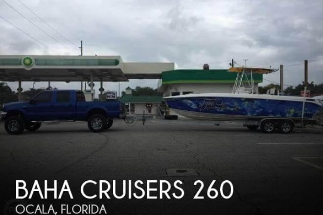 1996 Baha Cruisers 260 - For Sale at Ocala, FL 34482 - ID 110885