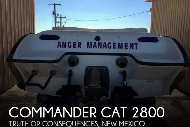 2002 Commander CAT 2800 - For Sale at Truth or Consequences, NM 87901 - ID 110888