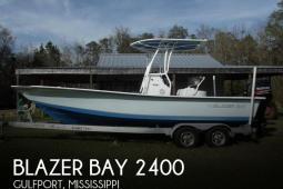 2014 Blazer Bay 2400