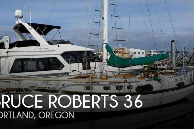 2001 Bruce Roberts 36 - For Sale at Portland, OR 97201 - ID 111059