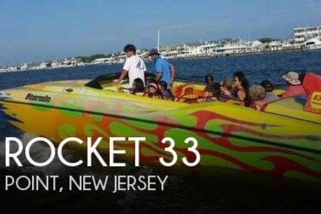 2008 Sea Rocket 33 - For Sale at Somers Point, NJ 8244 - ID 110121