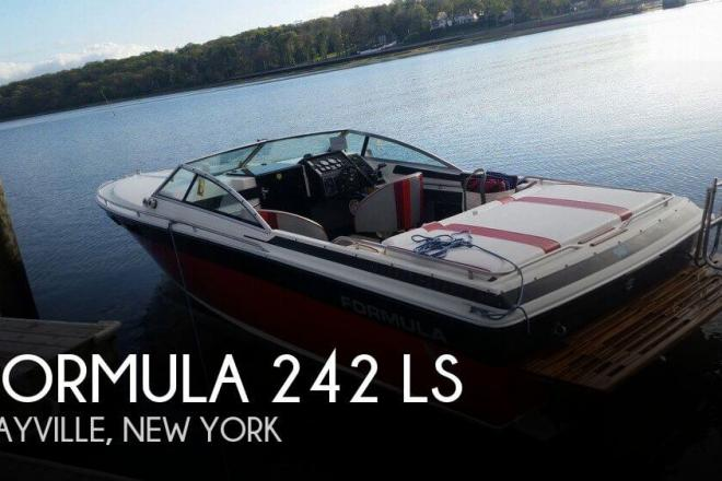 1985 Formula 242 LS - For Sale at Bayville, NY 11709 - ID 110807
