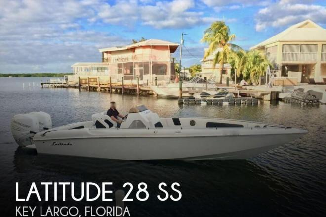 2014 Latitude 28 SS - For Sale at Key Largo, FL 33037 - ID 110053