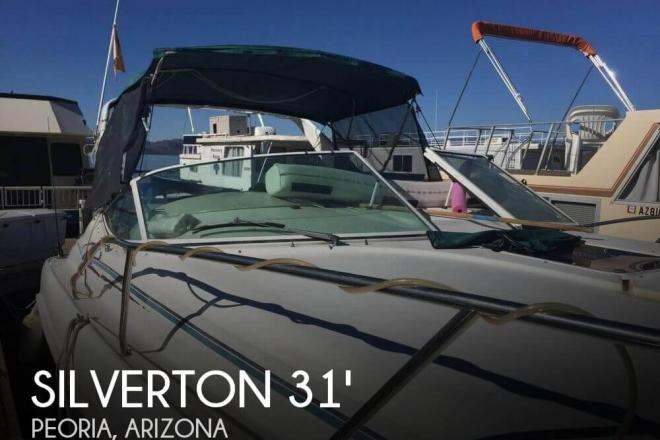 1994 Silverton Express 310 - For Sale at Peoria, AZ 85345 - ID 109961