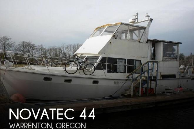 1987 Novatec 44 - For Sale at Warrenton, OR 97146 - ID 110892