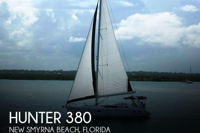 2000 Hunter 380 - For Sale at New Smyrna Beach, FL 32168 - ID 109701
