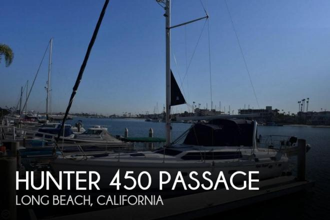 1998 Hunter 450 Passage - For Sale at Long Beach, CA 90801 - ID 109975