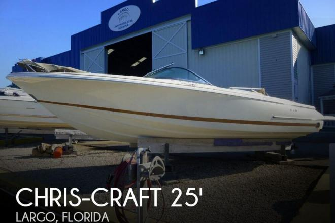 2007 Chris Craft 25 Launch Heritage Edition - For Sale at Largo, FL 33770 - ID 109660