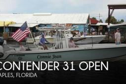 2006 Contender 31 Open