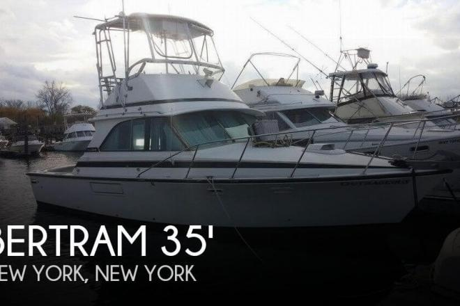 1979 Bertram 35 Convertible - For Sale at Staten Island, NY 10303 - ID 116162