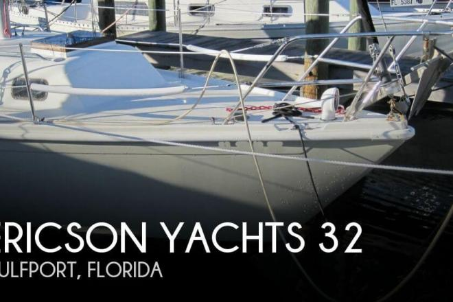 1977 Ericson 32 - For Sale at Gulfport, FL 33707 - ID 109669