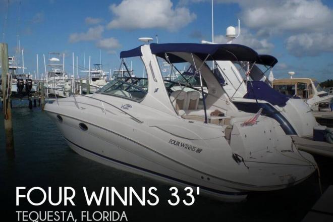2006 Four Winns 318 Vista - For Sale at Tequesta, FL 33469 - ID 109771