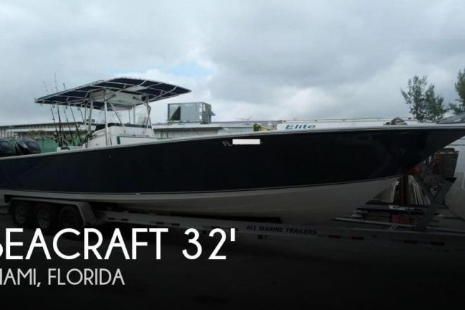 2005 Sea Craft 32 Master Angler - For Sale at Miami, FL 33177 - ID 109572
