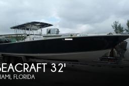 2005 Sea Craft 32 Master Angler