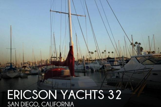 1973 Ericson 32 - For Sale at San Diego, CA 92101 - ID 105788