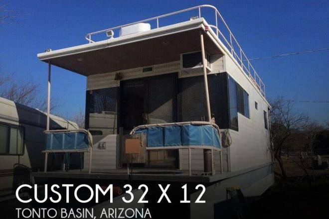 2002 Custom Built 32 x 12 - For Sale at Tonto Basin, AZ 85553 - ID 110841