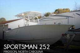 2016 Sportsman 252
