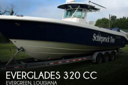 2011 Everglades 320 CC