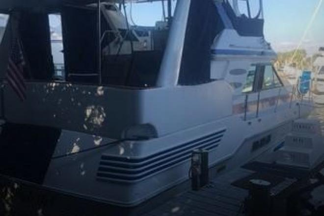 1988 Sea Ray 415 Aft Cabin - For Sale at Englewood, FL 34295 - ID 110947