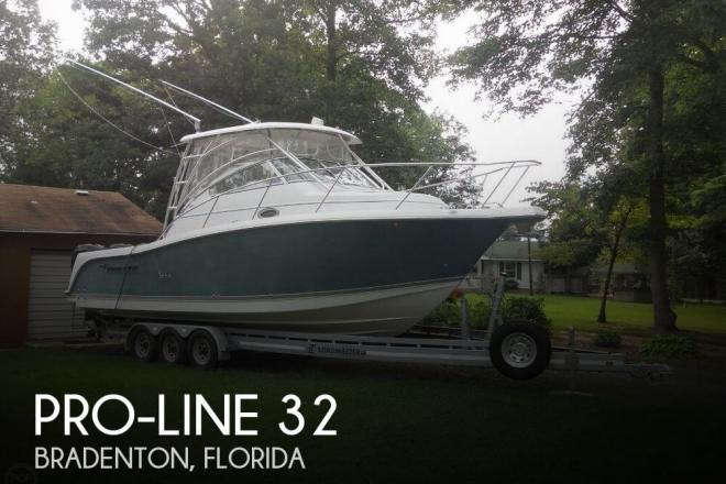 2007 Pro Line 32 - For Sale at Bradenton, FL 34282 - ID 109627