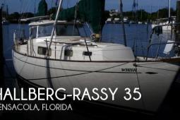 1975 Hallberg Rassy 35