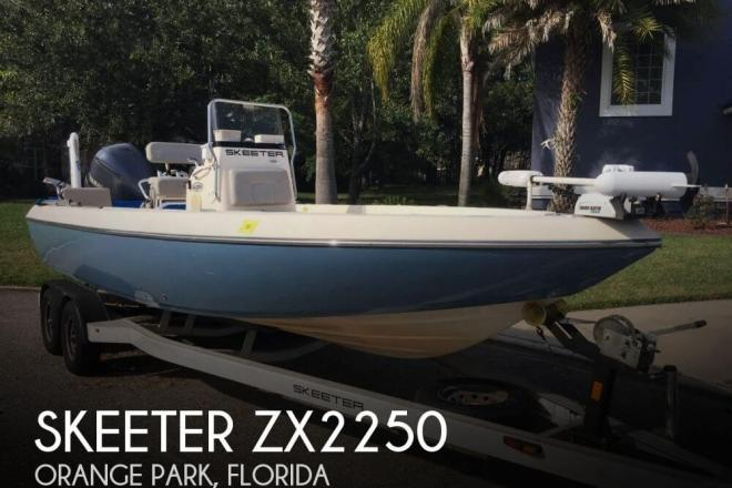 2011 Skeeter ZX2250 - For Sale at Orange Park, FL 32065 - ID 104945