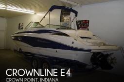 2011 Crownline E4