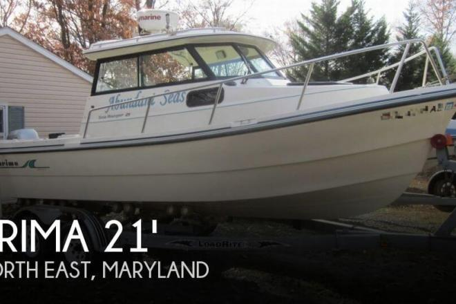 2007 Arima 21 Sea Ranger HT - For Sale at North East, MD 21901 - ID 104744