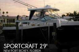 2002 Sportcraft 3010 Express SF