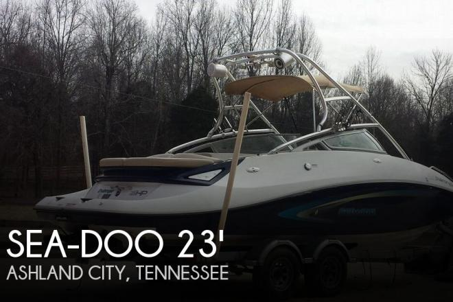 2007 Sea Doo Challenger 230 SE - For Sale at Ashland City, TN 37015 - ID 111131