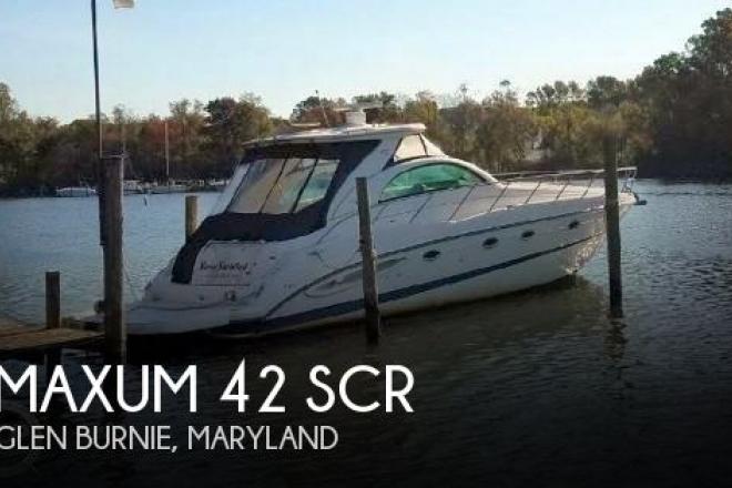 2006 Maxum 42 SCR - For Sale at Glen Burnie, MD 21060 - ID 104690