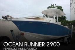 2016 Ocean Runner 2900