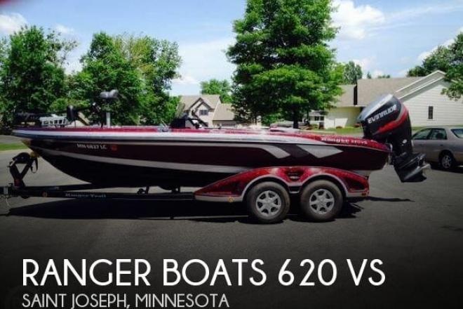 2014 Ranger 620 VS - For Sale at Saint Joseph, MN 56374 - ID 104561