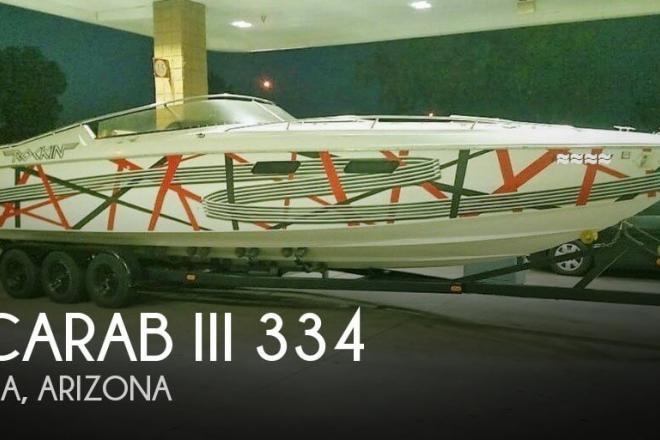 1984 Scarab III 334 - For Sale at Mesa, AZ 85201 - ID 103397