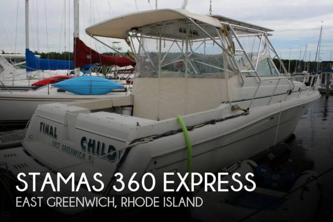 1996 Stamas 360 Express - For Sale at Warwick, RI 2886 - ID 103406
