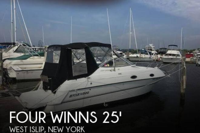 1999 Four Winns 258 Vista - For Sale at West Islip, NY 11795 - ID 103801