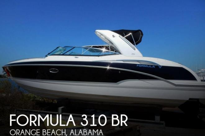 2009 Formula 310 BR - For Sale at Orange Beach, AL 36561 - ID 102947