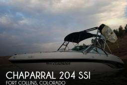 2004 Chaparral 204 SSi