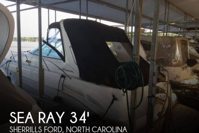 2001 Sea Ray 340 Sundancer - For Sale at Sherrills Ford, NC 28673 - ID 105637