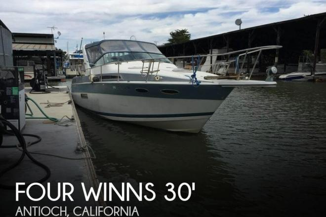 1989 Four Winns Vista 315 - For Sale at Antioch, CA 94509 - ID 103089