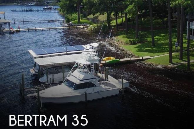 1978 Bertram 35 Sportfisherman - For Sale at Niceville, FL 32578 - ID 104234