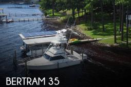 1978 Bertram 35 Sportfisherman