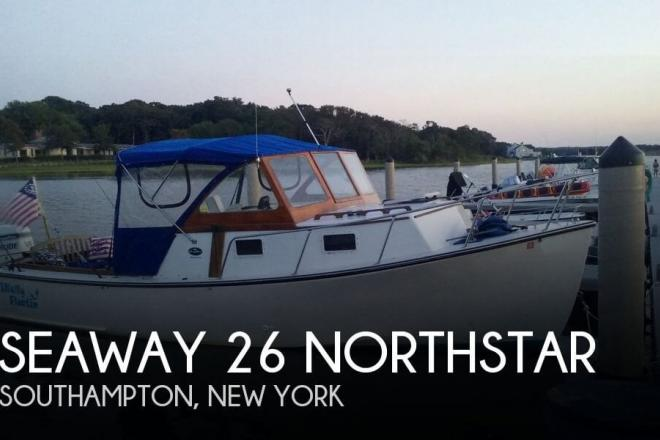 1985 Seaway 26 Northstar - For Sale at Southampton, NY 11968 - ID 102878
