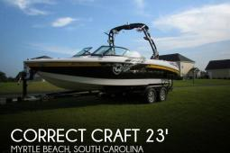 2011 Correct Craft Super Air Nautique 230 Team Edition