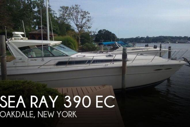 1986 Sea Ray 390 EC - For Sale at Oakdale, NY 11769 - ID 111667